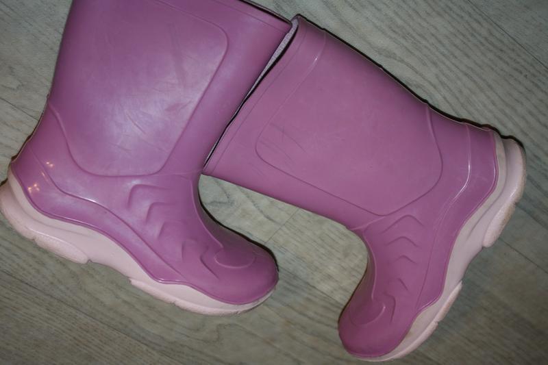 Резиновые сапоги(италия) р-29 в отличном состоянии - Фото 3