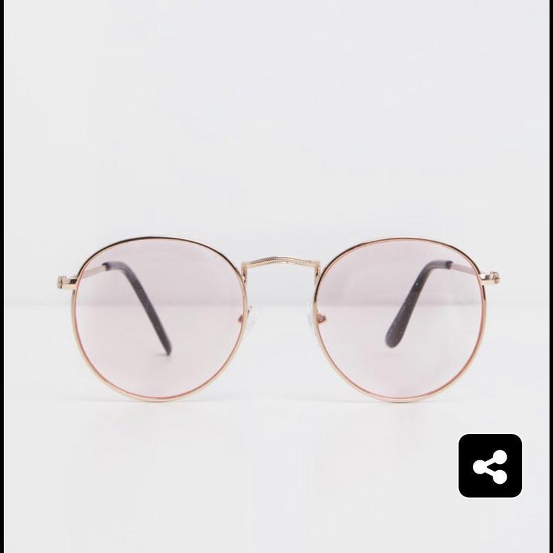 Розовые очки, ретро - Фото 3