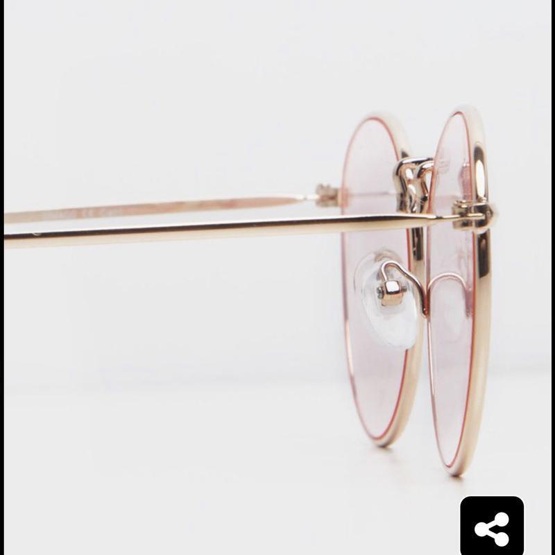 Розовые очки, ретро - Фото 4