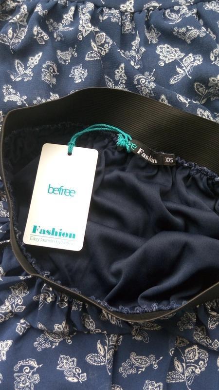 Новая легкая юбка - Фото 3