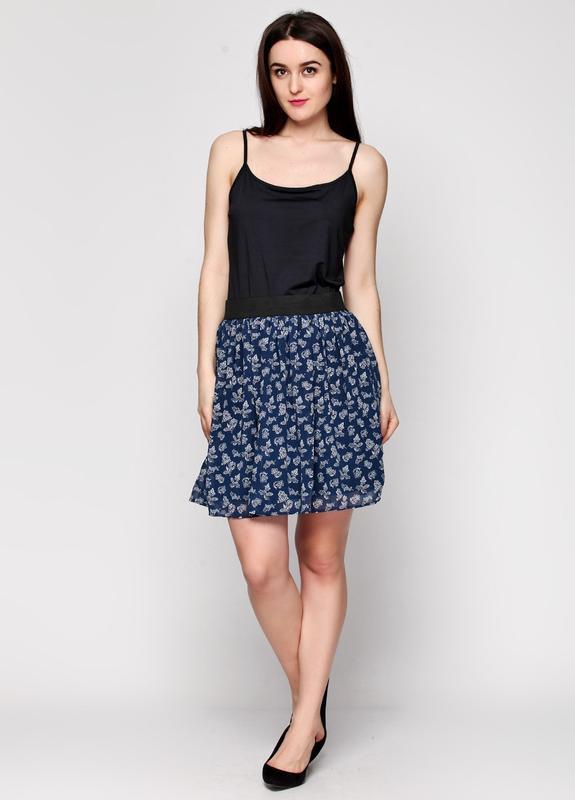 Новая легкая юбка - Фото 5