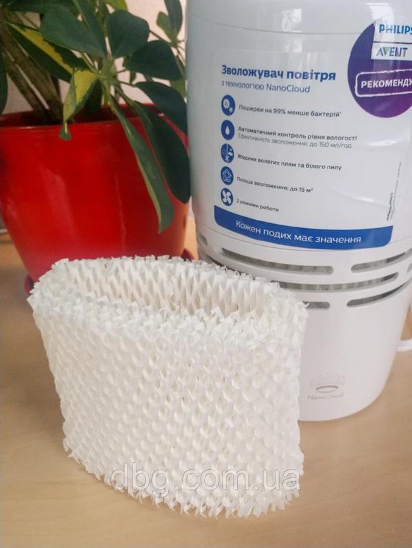 Увлажняющий фильтр для увлажнителей воздуха Philips HU4136 1 шт