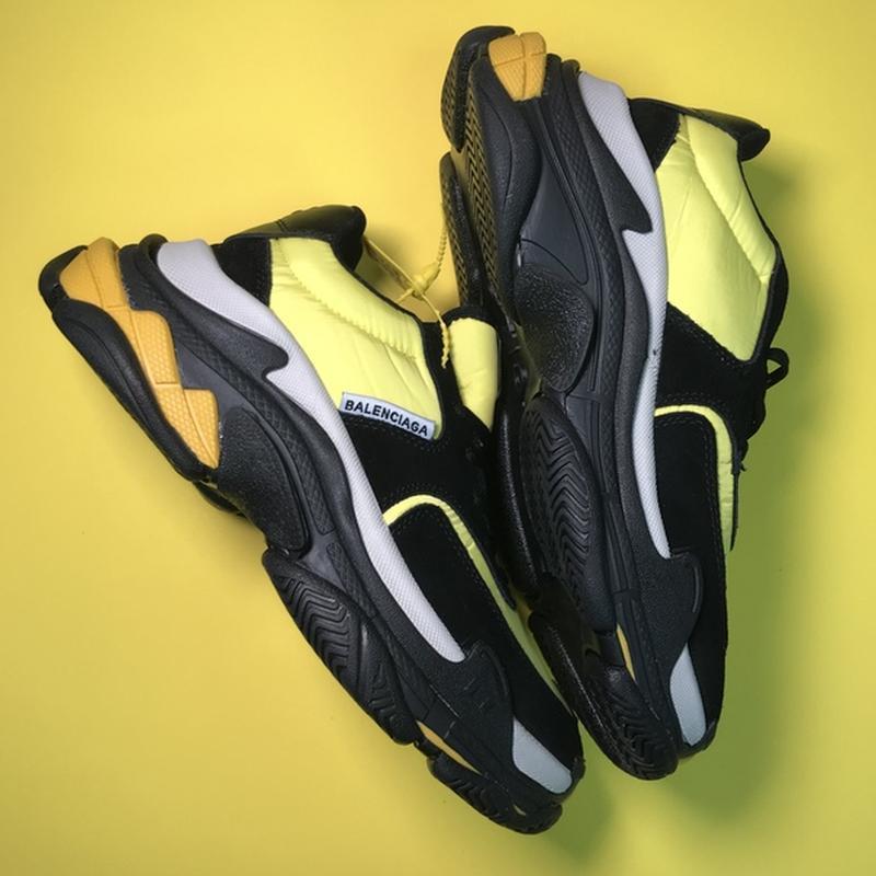 🔥новинка🔥  мужские кроссовки топ качества  triple s v2 black y...