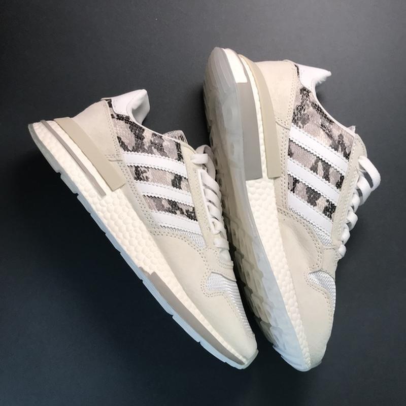 🌹новинка🌹 женские кроссовки adidas zx 500 rm grey camo