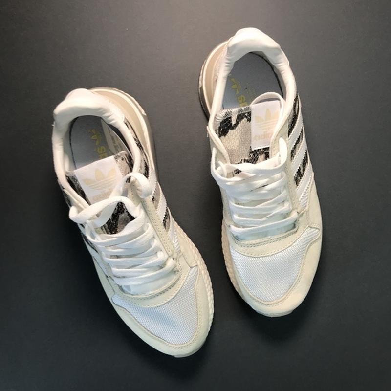 🌹новинка🌹 женские кроссовки adidas zx 500 rm grey camo - Фото 3