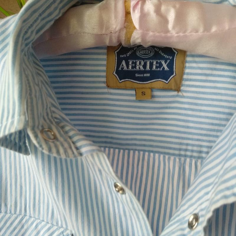 Стильная рубашка aertex - Фото 2