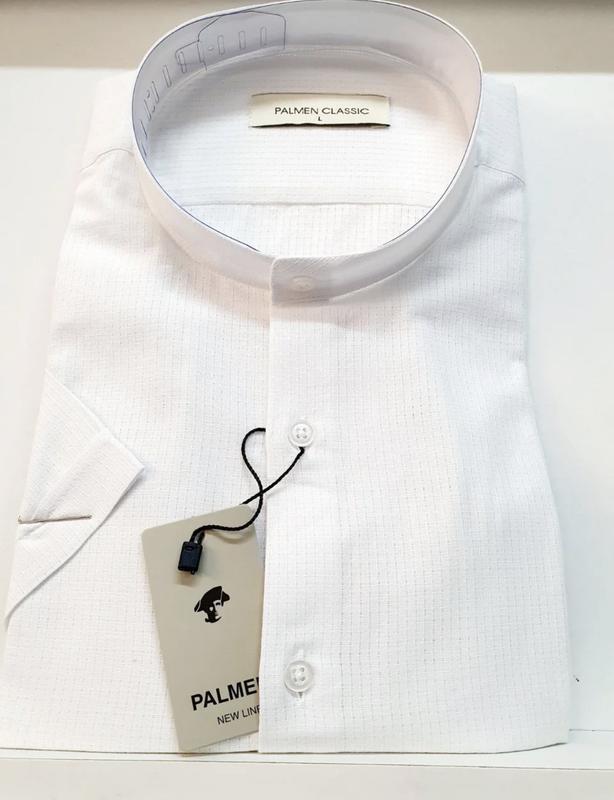 Новая мужская льняная рубашка!