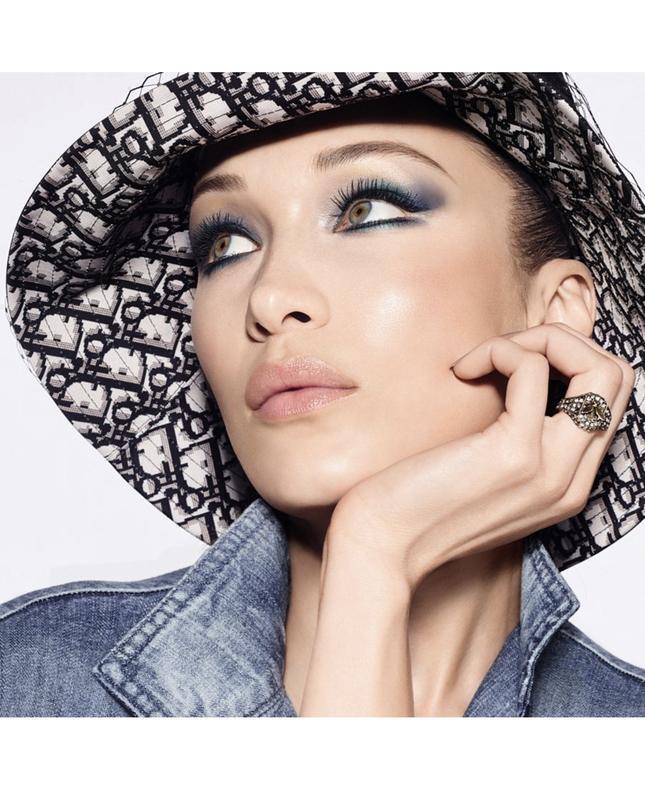 Dior - 5 couleurs eyeshadow palette  в оттенке 279 denim - Фото 4