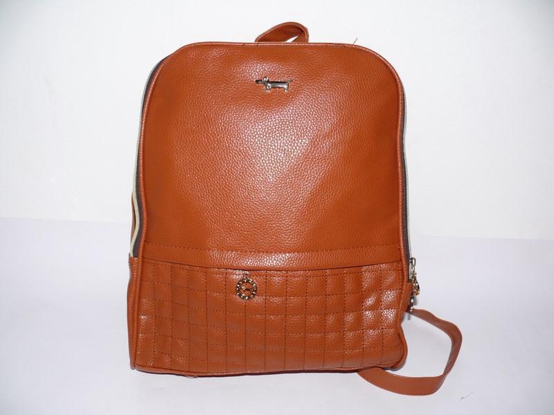Рюкзак молодежный рыжий