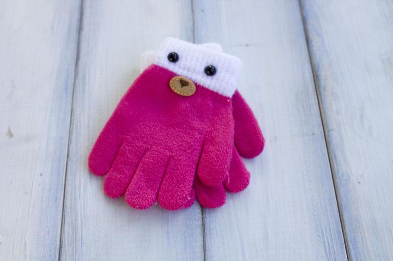 Детские перчатки - Фото 2