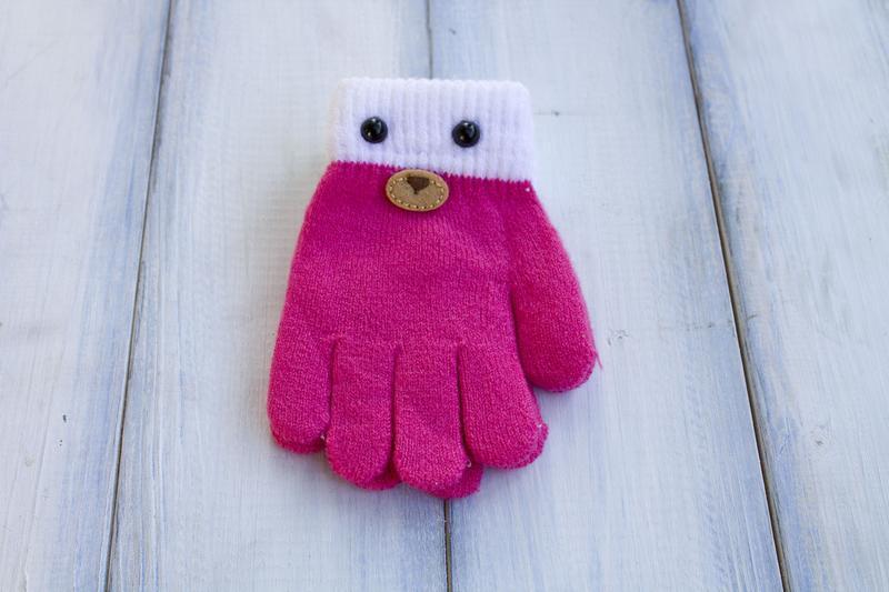 Детские перчатки - Фото 3