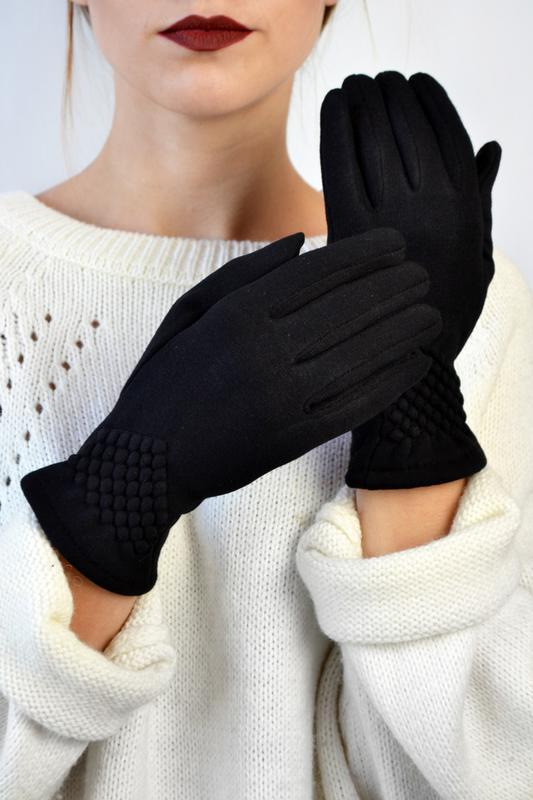 Женские стрейчевые перчатки