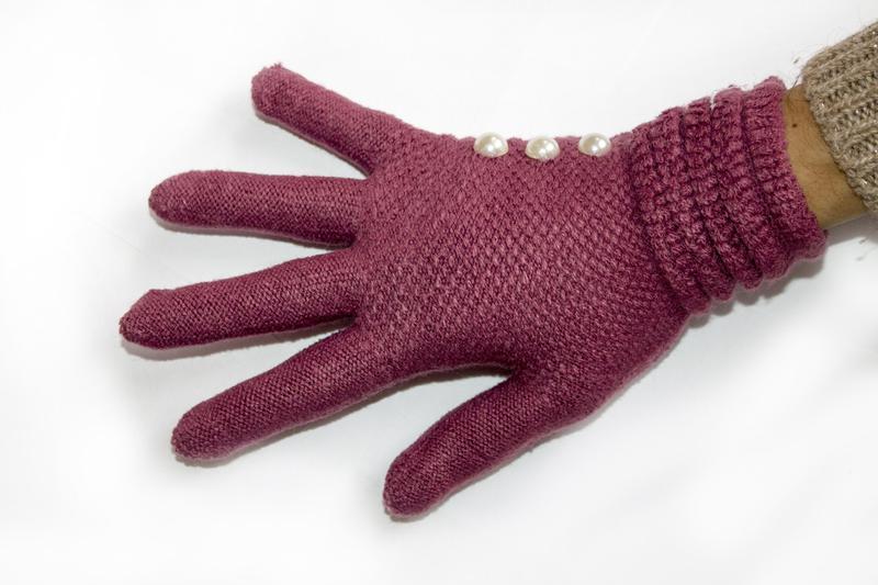 Женские перчатки - Фото 2
