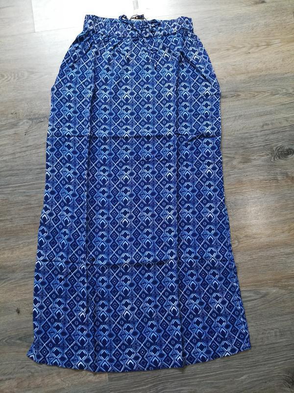 Юбка макси, в пол s 36-38, blue motion, германия - Фото 3