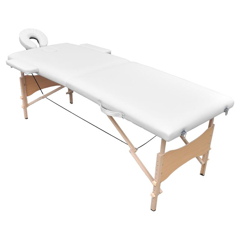 Массажный Стол 2-Х Секционный DS MS171