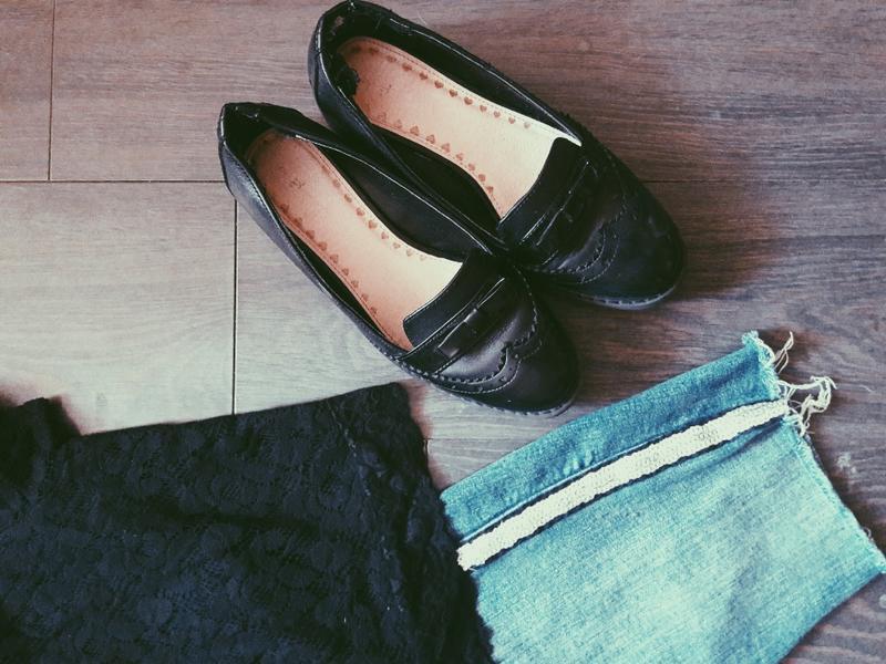 Лоферы туфли оксфорды 36