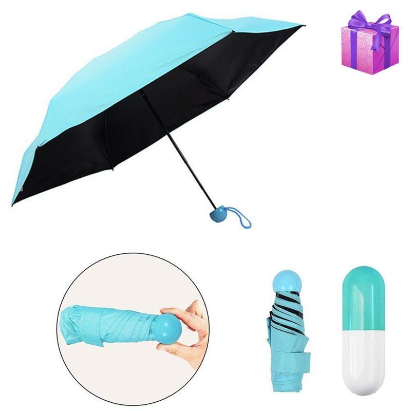 Тренд 2020 Рюкзак на колёсах +подарок- зонт компактный - Фото 5