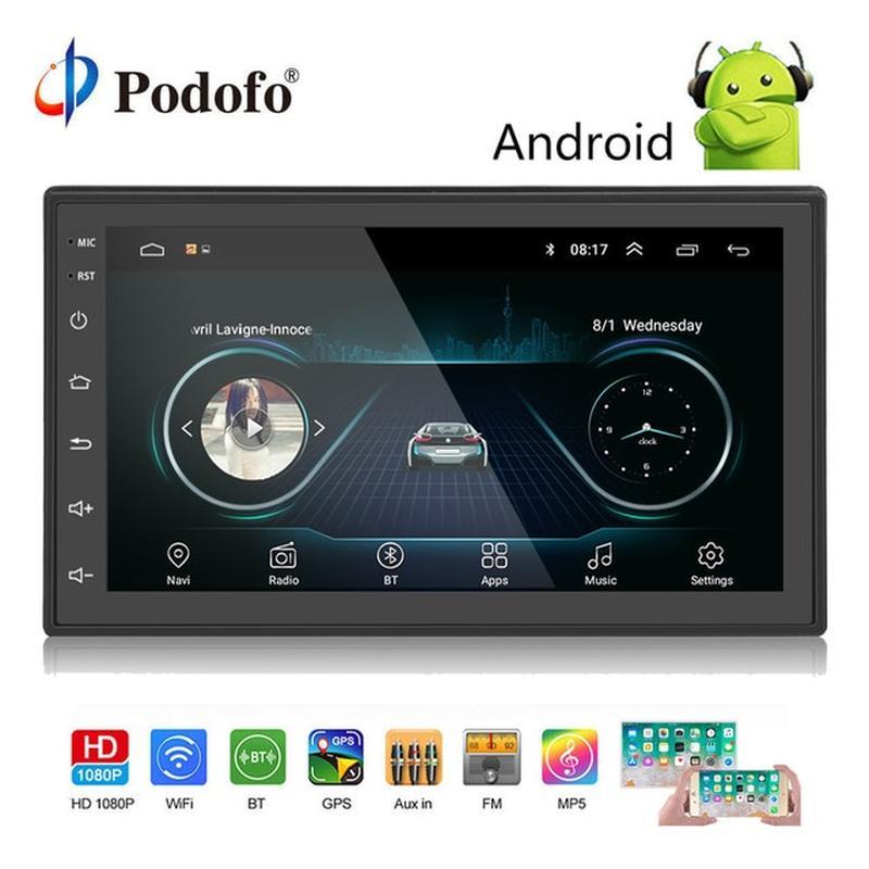 Авто магнитола 2DIN Android GPS