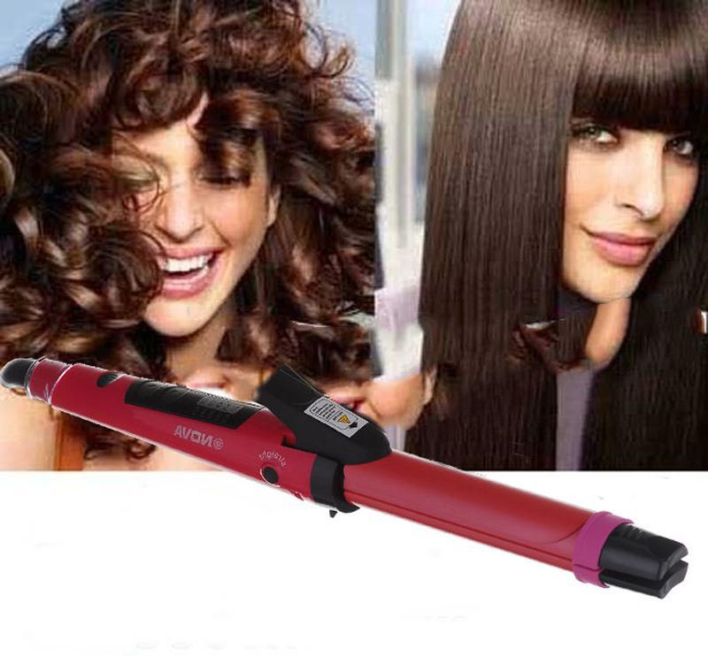 Плойка для волос Nova 2 в 1