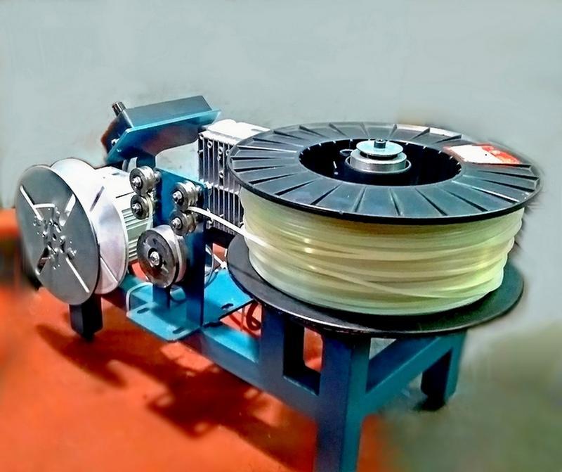 Намоточное устройство для лески триммера