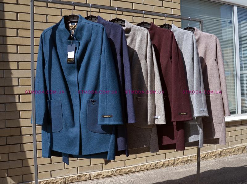 Пальто шерстяное Belanti, модель 173 осень 2019