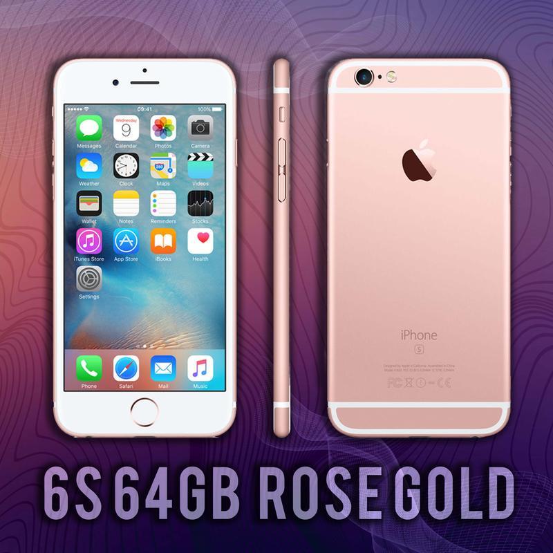 Смартфон IPhone 6S 64gb Silver NEVERLOCK