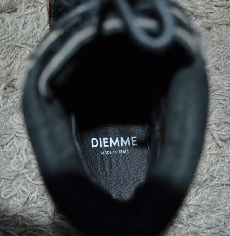 Diemme pony hair boot - Фото 3