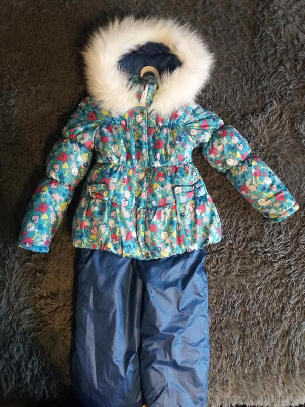Зимовий костюм ( зимний костюм)
