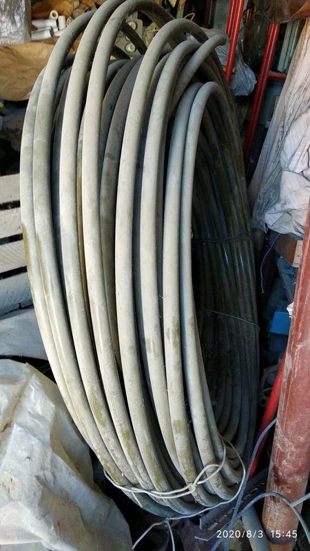 Труба пластикова 20мм