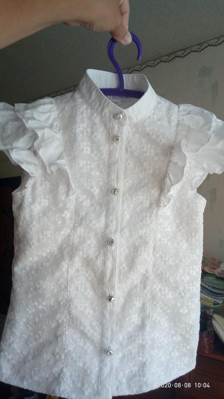 Блузка блуза кружево zironka 122