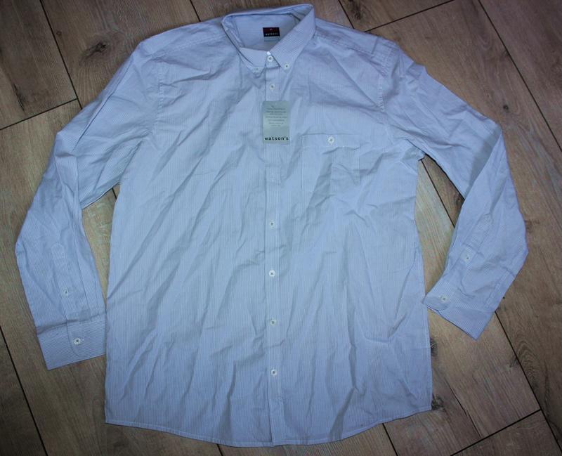 Новая рубашка watsons германия xl