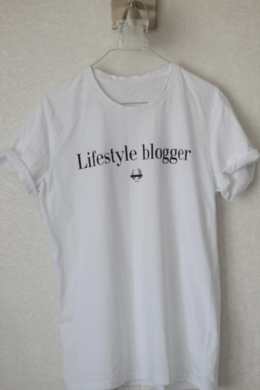 Белая футболка - Фото 3