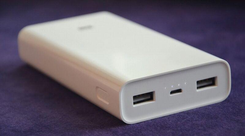 Power bank Xiaomi 20000mAh - Фото 9