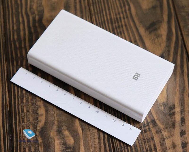 Power bank Xiaomi 20000mAh - Фото 4