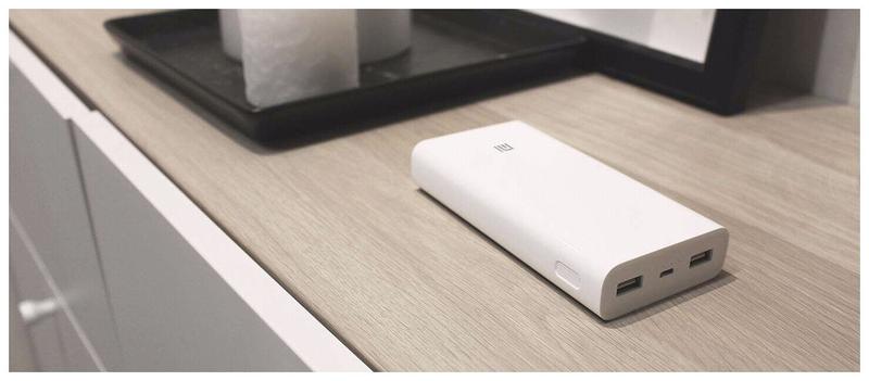 Power bank Xiaomi 20000mAh - Фото 6