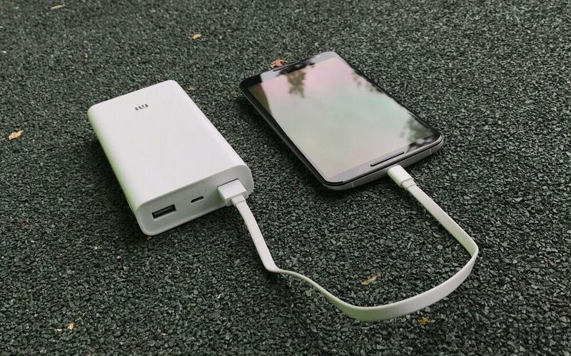 Power bank Xiaomi 20000mAh - Фото 12