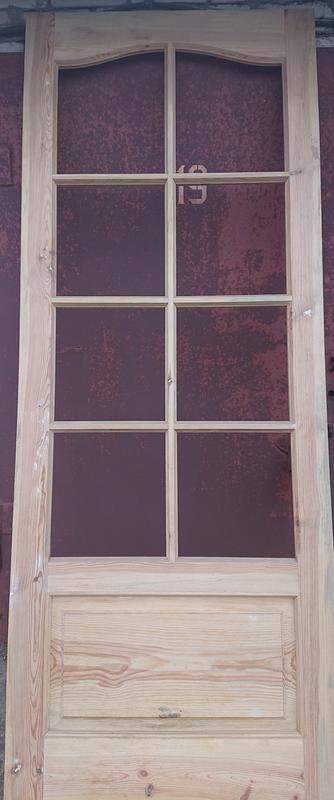 Комплект дверей сосна (натуральное дерево, ручная работа) НОВЫЕ - Фото 3