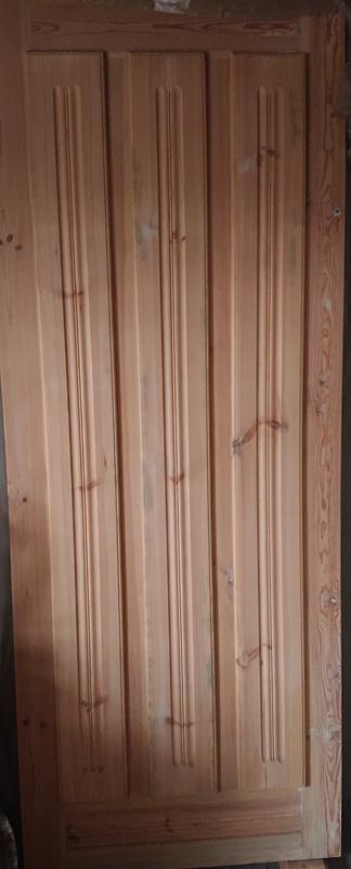 Комплект дверей сосна (натуральное дерево, ручная работа) НОВЫЕ - Фото 5