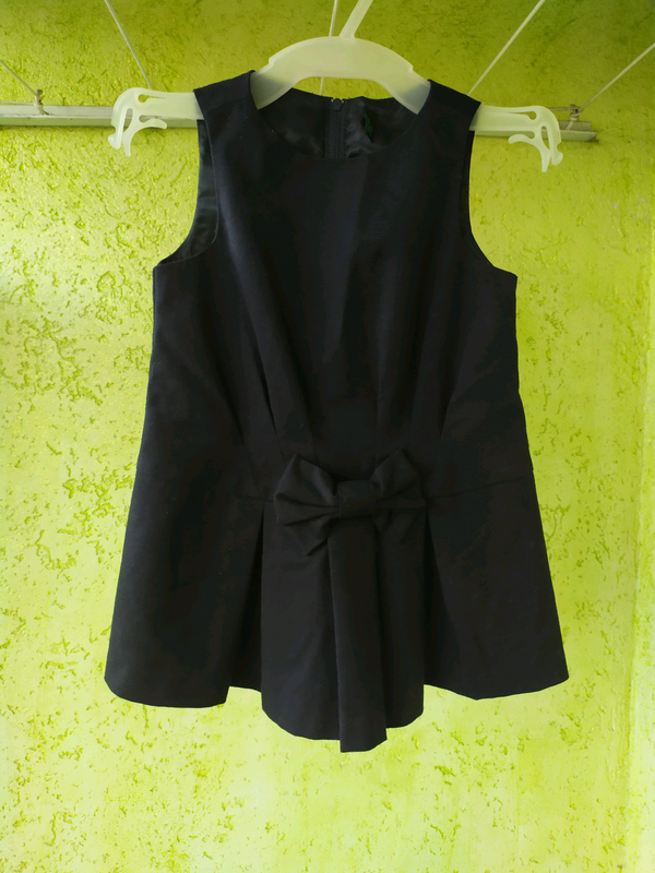 Платье для девочки на 1-2 года