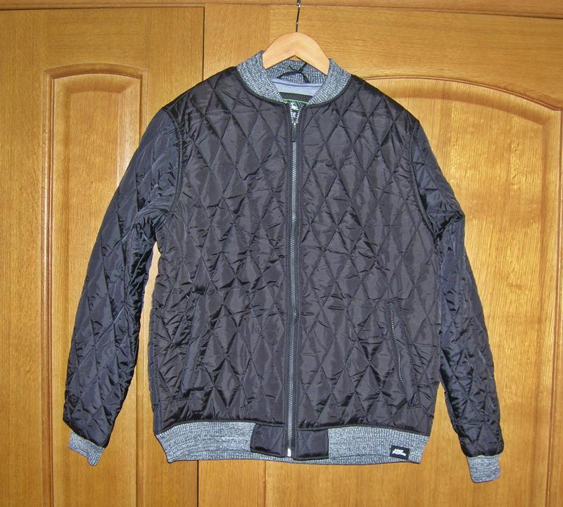 Куртка, бомбер No Fear. Американская фирма. Новая. Оригинал. Раз