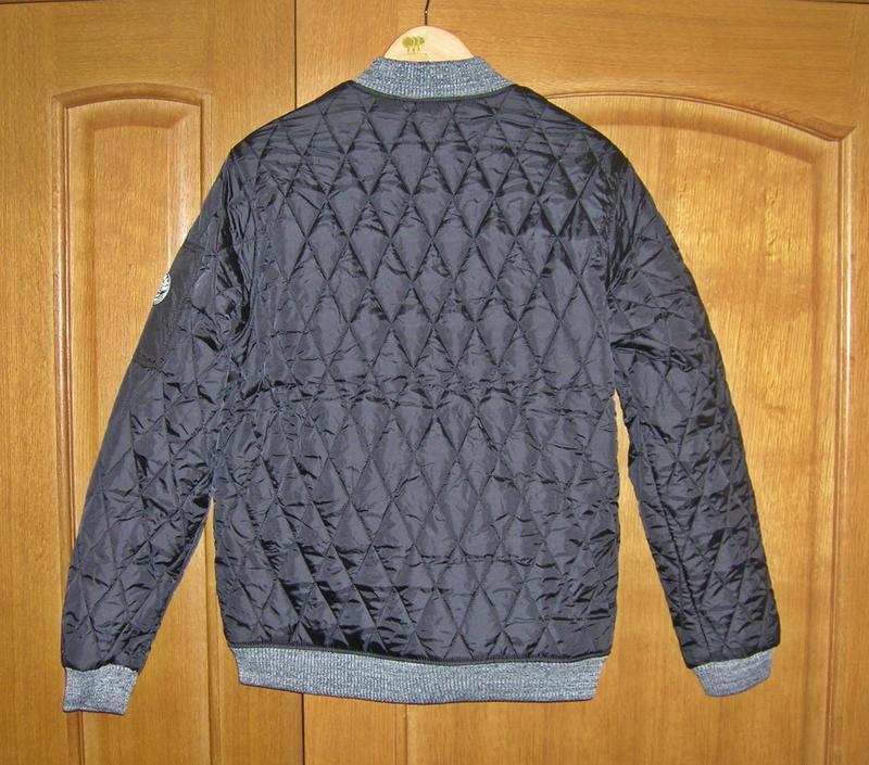 Куртка, бомбер No Fear. Американская фирма. Новая. Оригинал. Раз - Фото 2