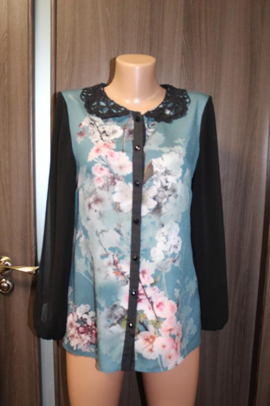 Блузка dorothy perkins в идеальном состоянии m