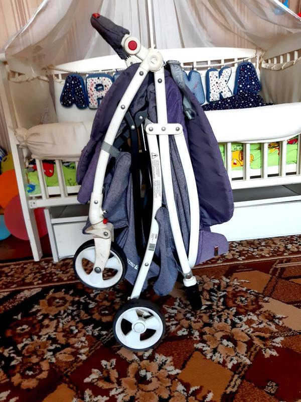 Прогулочная коляска Quatro Lion - Фото 3