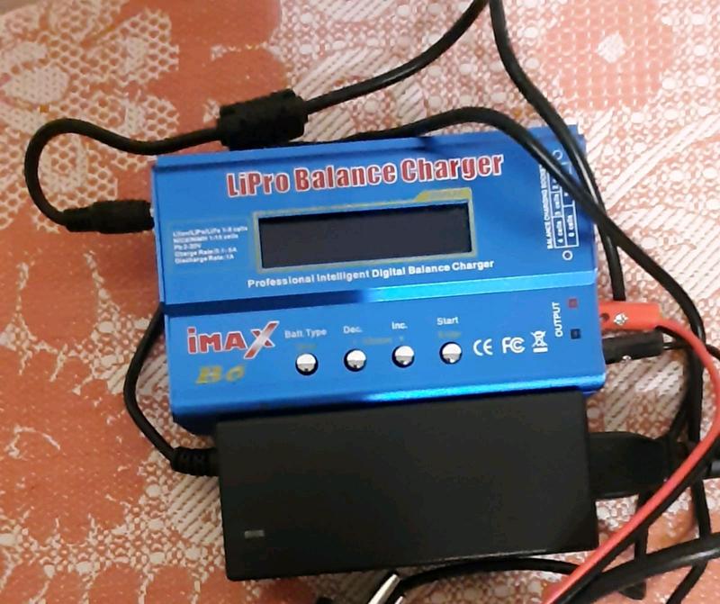 Зарядное устройство-балансир Imax B6 - Фото 2