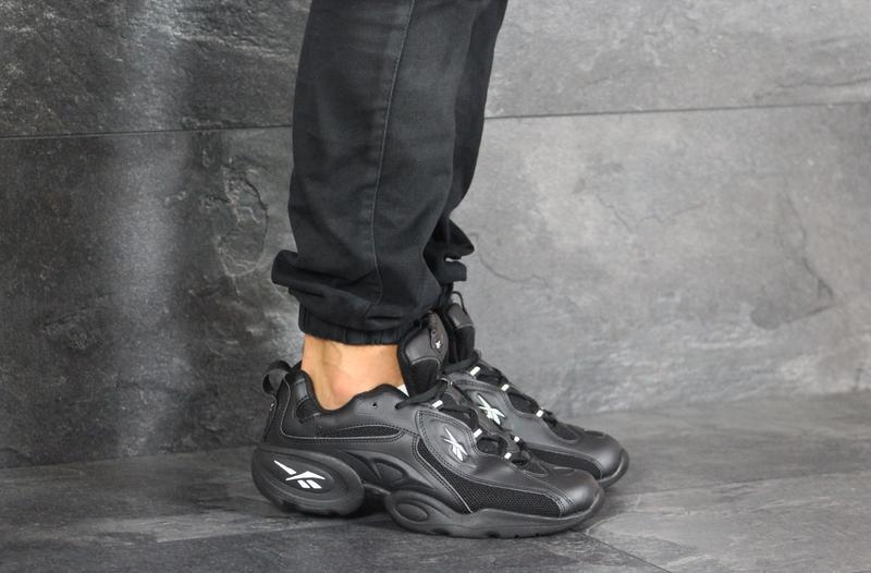 Отличные мужские кроссовки  Reebok - Фото 3