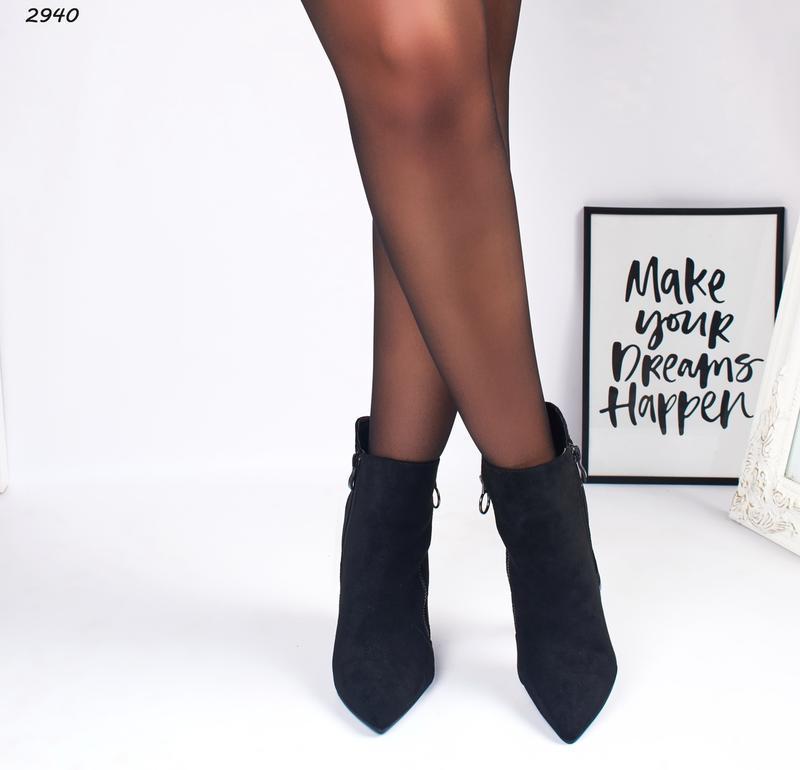 Хит стильные ботиночки - Фото 2