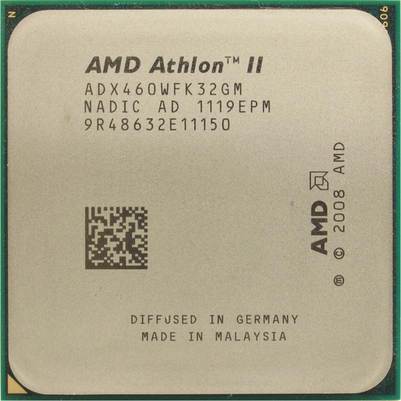 Процессор AMD Athlon II X3 460 s.AM2+/AM3