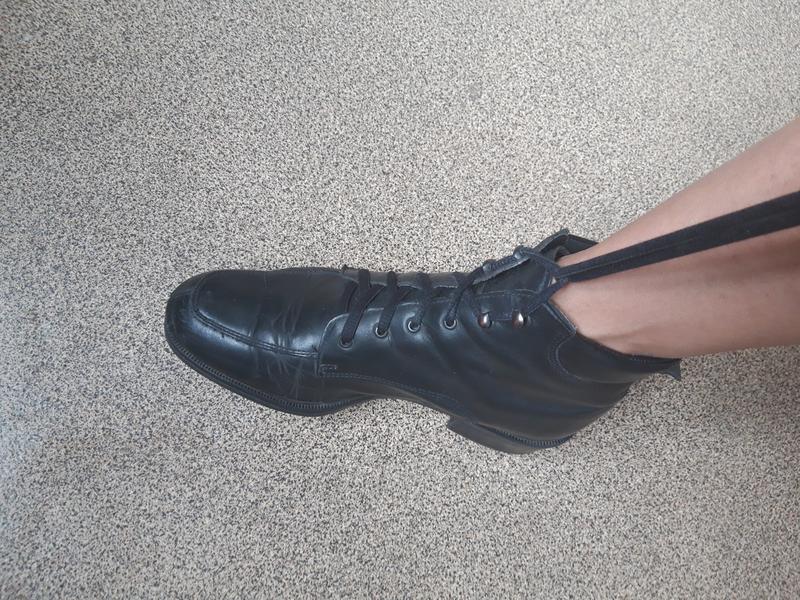 Ботинки кожаные. - Фото 2