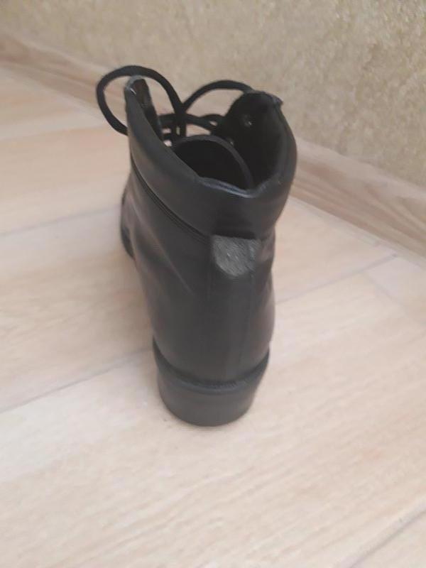 Ботинки кожаные. - Фото 3