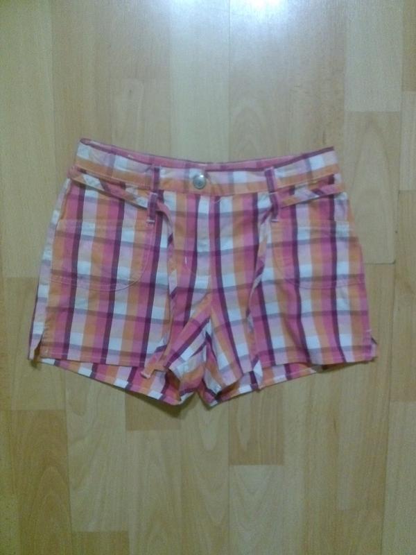 Фирменные шорты 6-7 лет